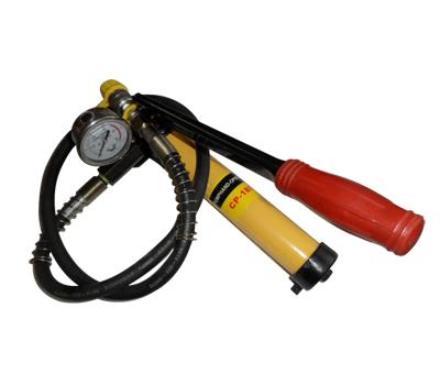 Manual Hydraulic Pump Taizhou Ju Da Tools Co Ltd